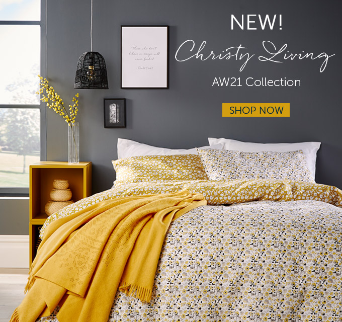 New in Living by Christy