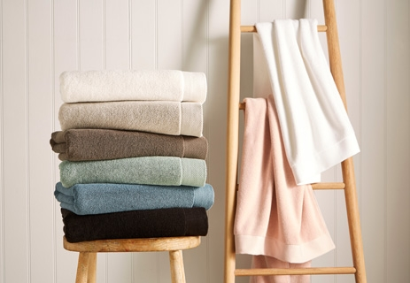 Luxe - Turkish Cotton Towels