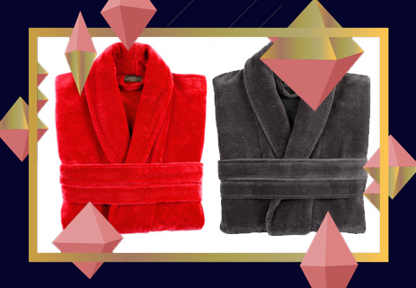 Supersoft Bath Robe