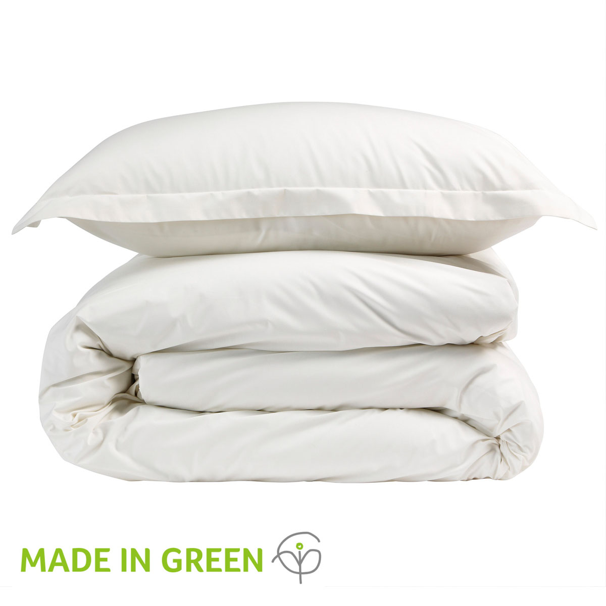 An image of 200 Easycare Double Fitted Sheet Cream