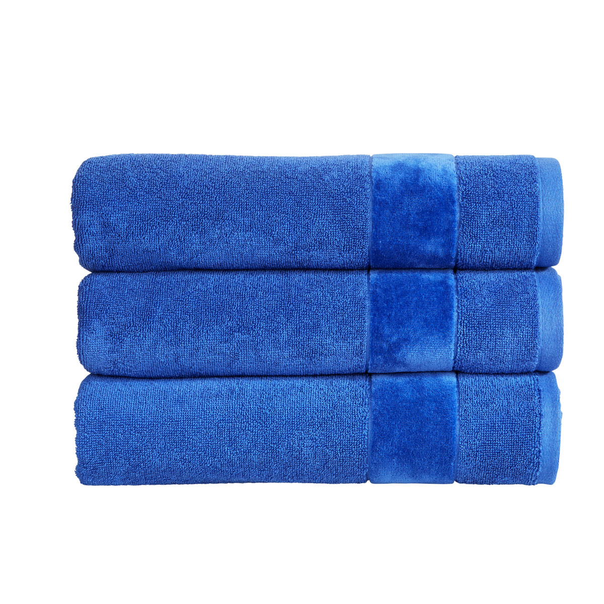 Christy Prism Towels Blue Velvet Christy