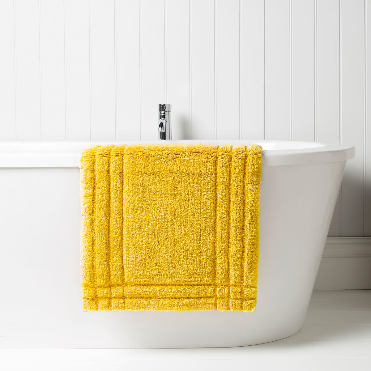 Christy Bath Rug Samba Sun Yellow Christy