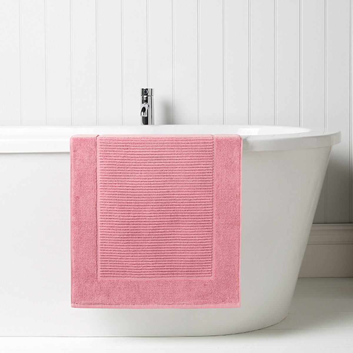 Christy Supreme Hygro Bath Mat Blush Christy