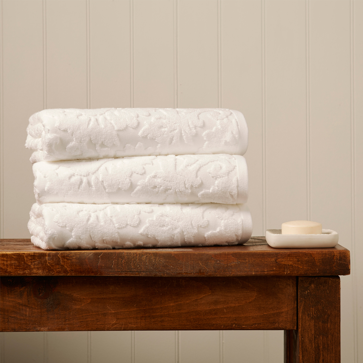 Christy Palais Towels White - Christy