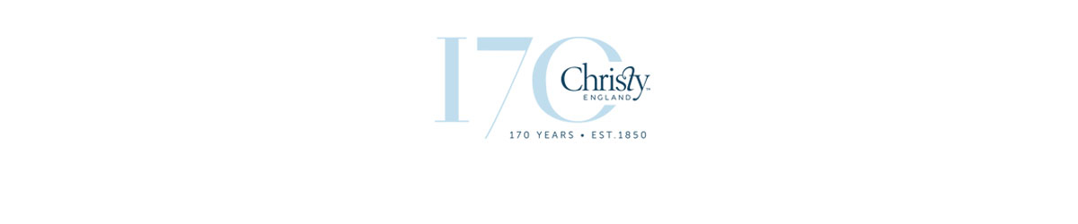 170th Birthday Christy Logo