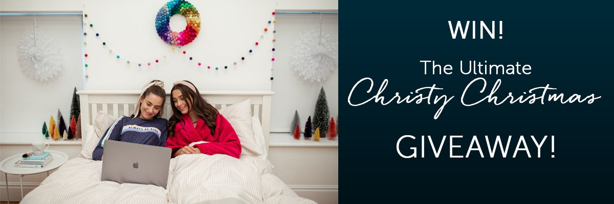 The Ultimate Christy Christmas Giveaway