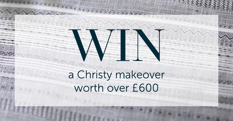 Win a Christy Makeover