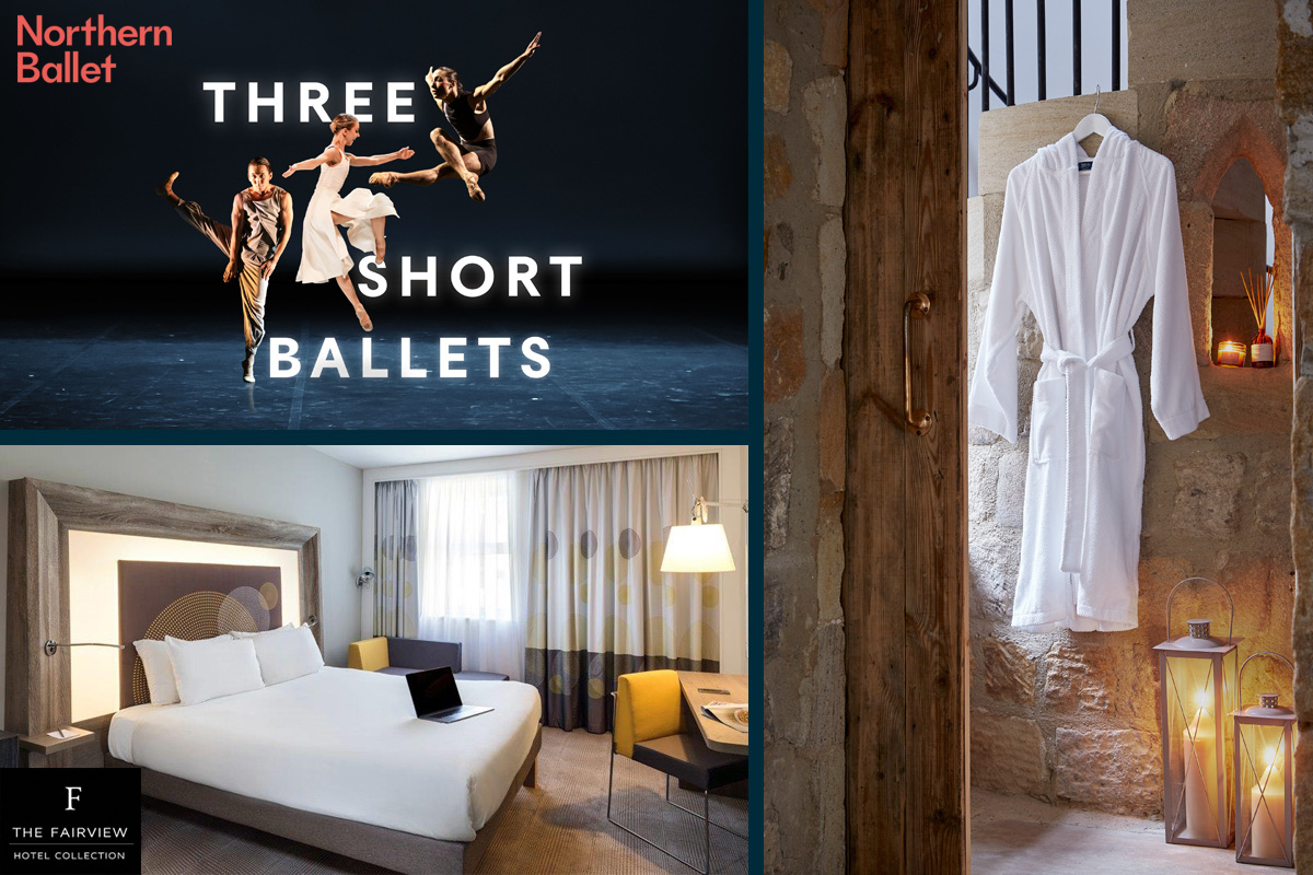 Northern Ballet x Newcastle Novotel Competition