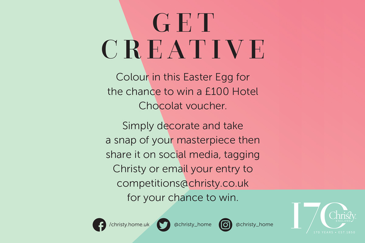 Easter Card Competition
