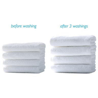 Hygro Towels Get Fluffier